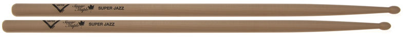 Vater Super Jazz Maple Sticks Wood
