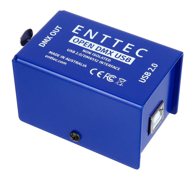 Enttec Open DMX USB Interface