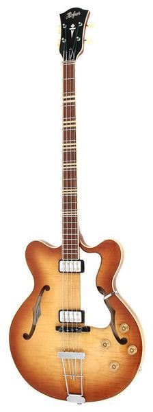 Höfner Verythin Bass-HCT-500/7 SB