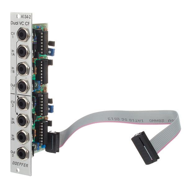 Doepfer A-134-2 Dual Vc Crossfader