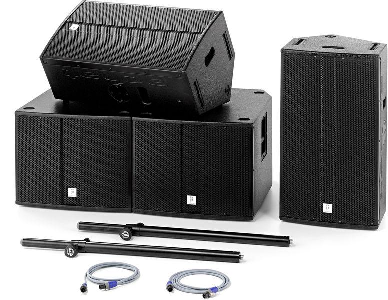 the box pro Achat 115 M/115 Power Bundle
