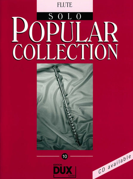 Edition Dux Popular Collection 10 Flute