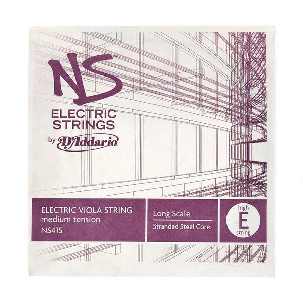 Daddario NS415 Electric Viola High E