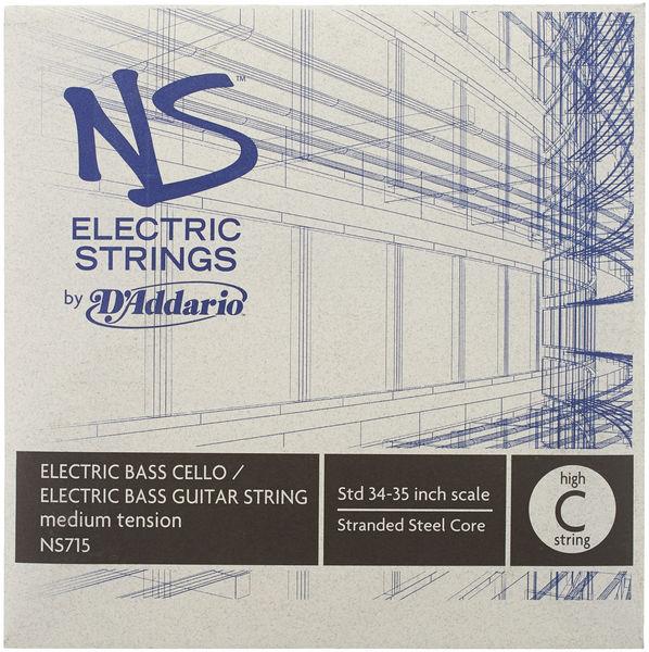 Daddario NS715 Electric Bass/Cello C