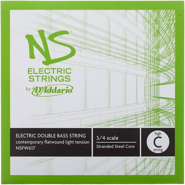 Daddario NSFW617 Electric Bass High C
