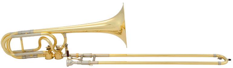Bach LT 50A3G Bb/F/Gb/D