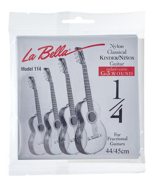 La Bella FG114 1/4 Guitar Nylon
