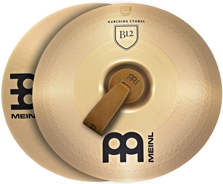 "Meinl 16"" B12 Marching Cymbal"