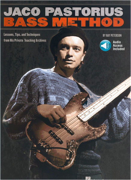 Hal Leonard Jaco Pastorius Bass Method