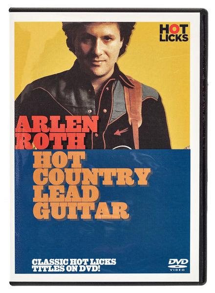 Hot Licks Arlen Roth Hot Country