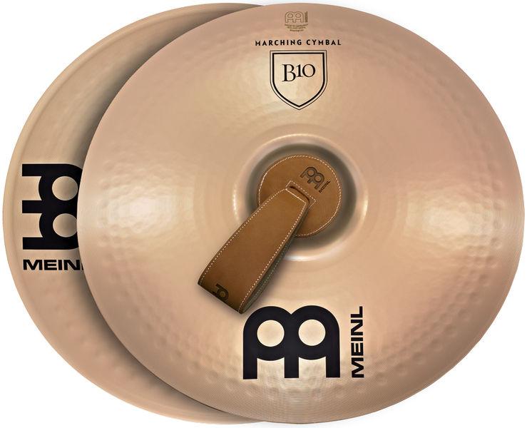 "Meinl 16"" B10 Marching Cymbal"