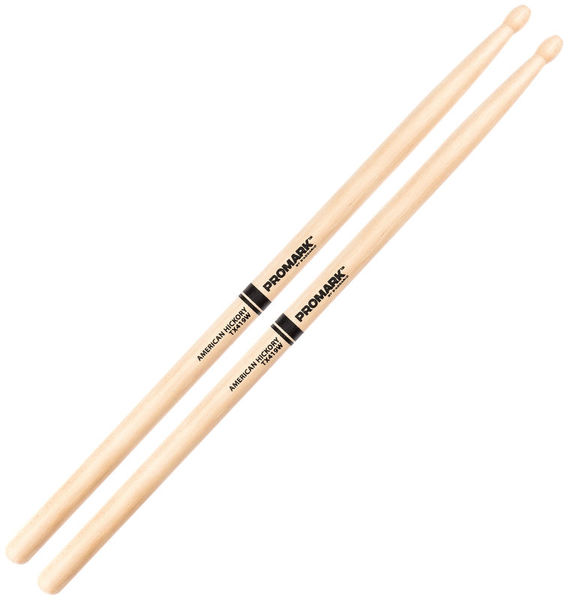 Pro Mark TX419W Hickory - Wood Tip