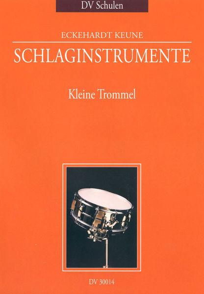 Deutscher Verlag für Musik Kleine Trommel