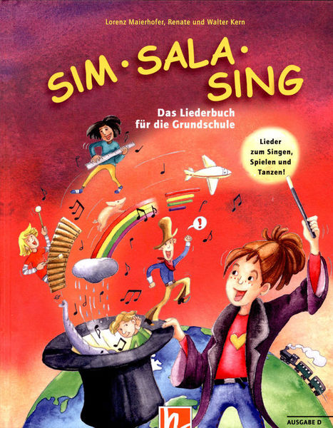 Helbling Verlag Sim Sala Sing Das Liederbuch D