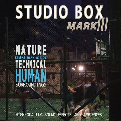Best Service Studio Box Mark 3