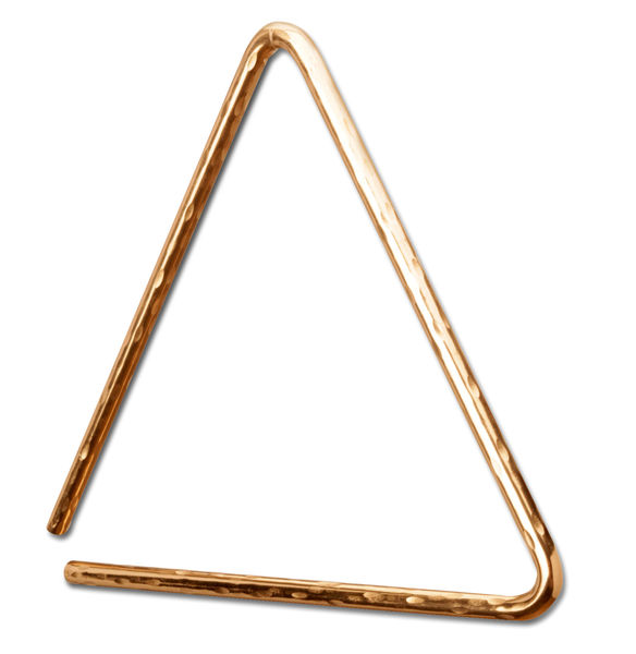 "Sabian 10"" Triangle HH B8 Bronze"