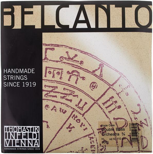 Thomastik Belcanto H Double Bass 3/4