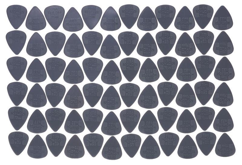 Dunlop Plectrums Nylon Standard 0,73