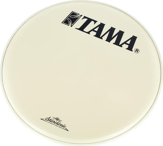"""Tama 18"""" Resonant Bass Drum White"""