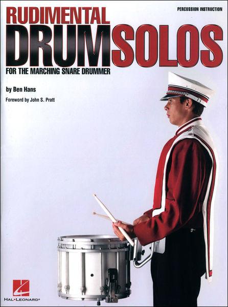 Hal Leonard Rudimental Drum Marching Snare