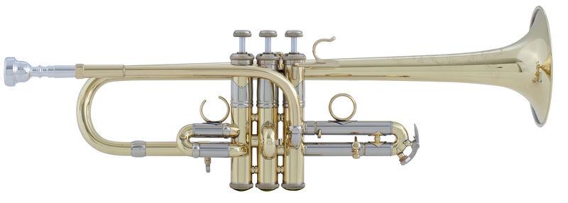 Bach ADE190 Artisan Eb-/D- Trumpet