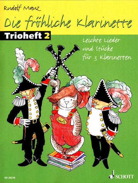 Schott Fröhliche Klarinette Trio 2