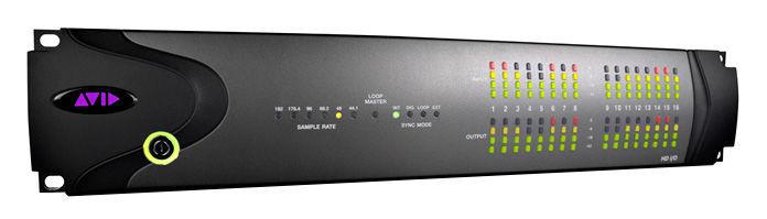 Avid HD I/O 16x16 Analog