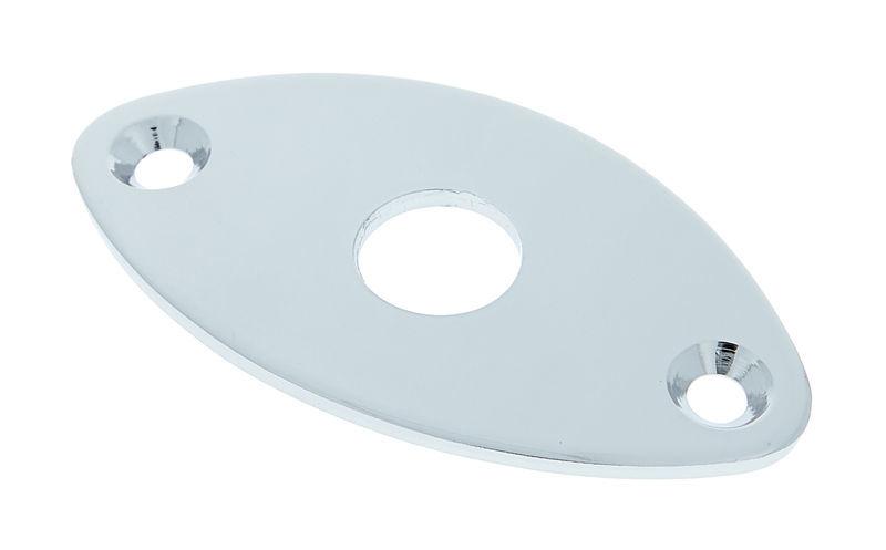 Gotoh Oval Jack Plate Chrome