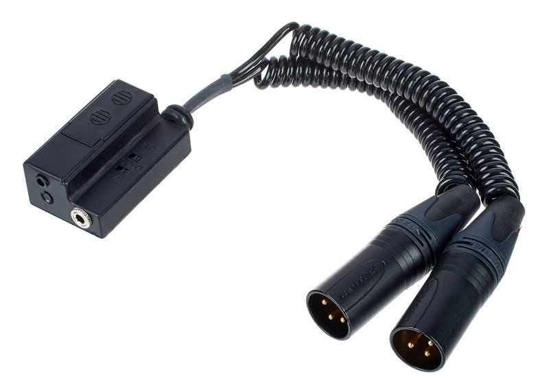 Soundman A3 XLR Power Supply Adapter
