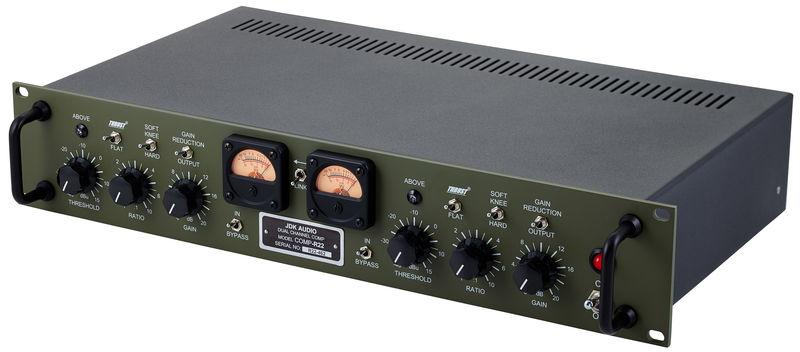 JDK Audio R22 Dual Channel Compressor