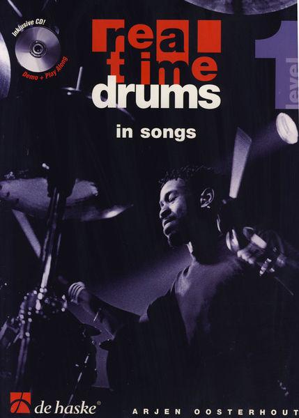 De Haske Real Time Drums In Songs 1