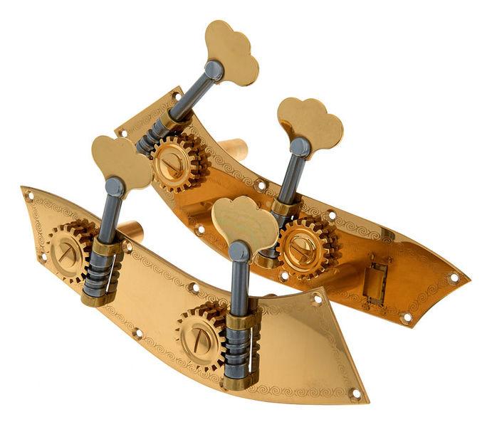 Rubner Double Bass Machines 1/8 -1/16