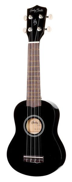 Harley Benton UK-12 Black