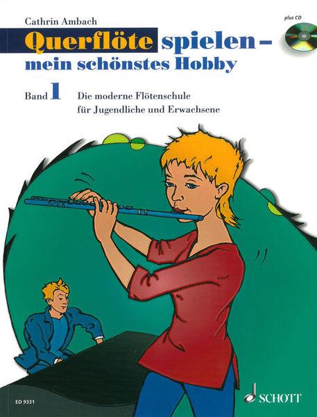 Schott Querflöte Spielen Hobby 1