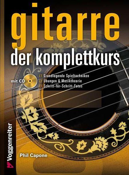 Voggenreiter Gitarre Der Komplettkurs