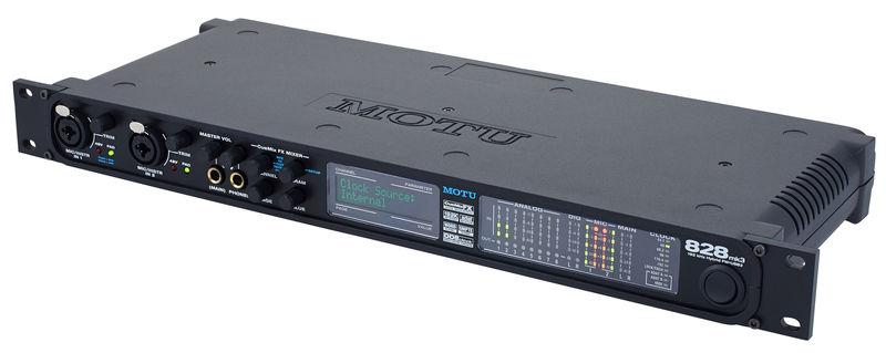 MOTU 828 Mk III Hybrid