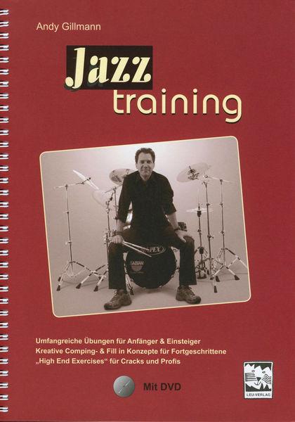 Leu Verlag Andy Gillmann Jazz Training