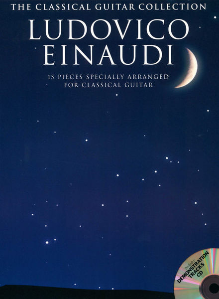 Wise Publications Einaudi The Guitar Collection