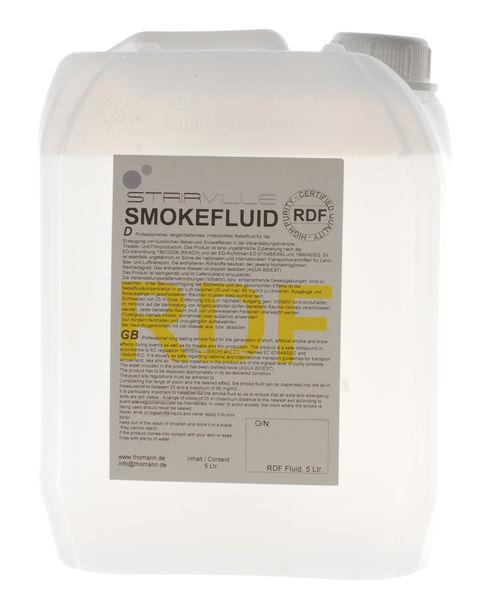 Stairville RDF Regular DJFluid 5 ltr.
