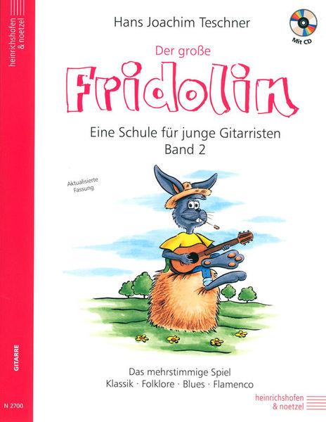 Heinrichshofen's Verlag Der große Fridolin 2 +CD