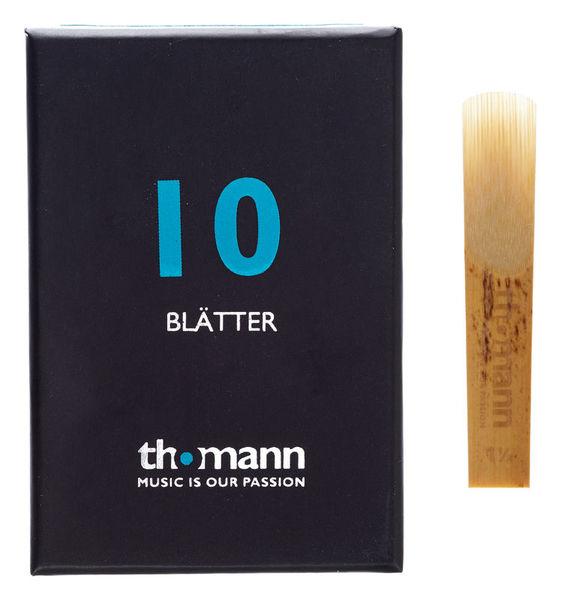 Thomann Reed Bb-Clarinet German 1.5