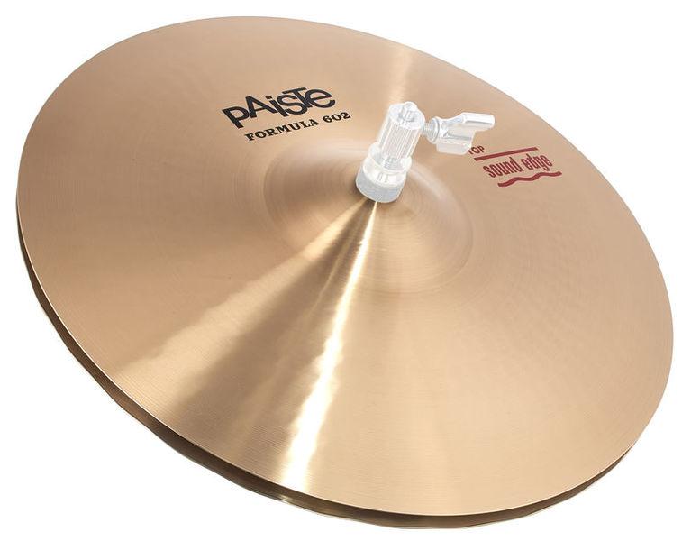 "Paiste 14"" 602 Sound Edge Hi Hat"
