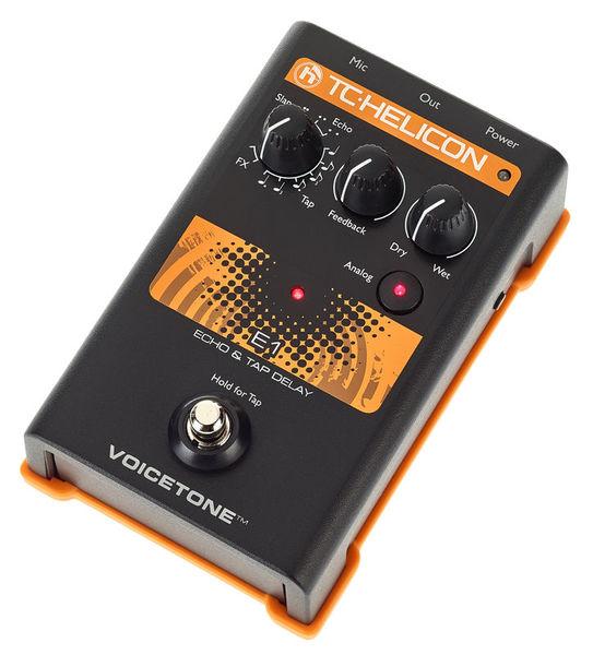 TC-Helicon VoiceTone E1