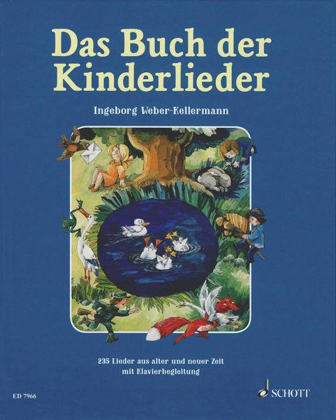 Schott Das Buch Der Kinderlieder