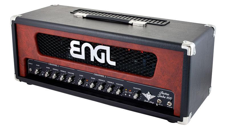 Engl Retro Tube 100 Head E765