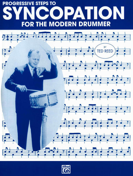 Alfred Music Publishing Syncopation Modern Drummer