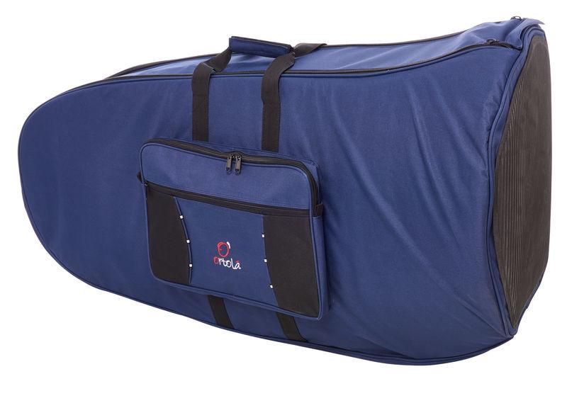 Ortola 147 Gig Bag Tuba Blue