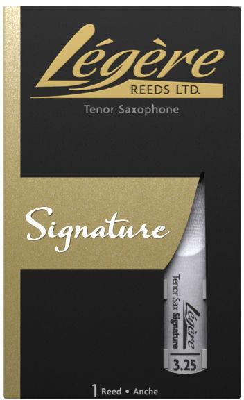 Legere Signature Tenor Saxophone 3.25