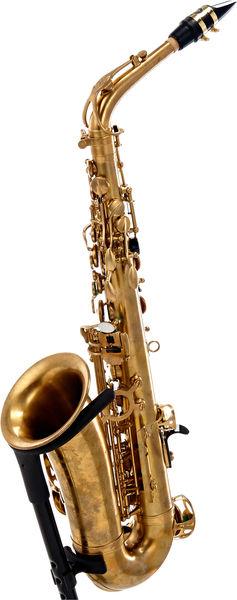 Rampone & Cazzani R1 Jazz Alto Sax Pure Brass