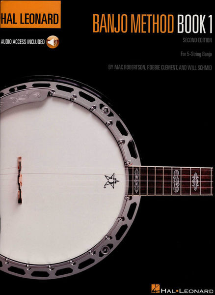 Hal Leonard Banjo Method 1